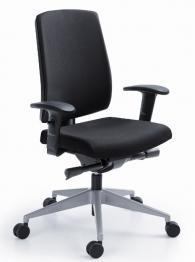 Промоция на Работен стол RAYA 21SL metallic P49PU