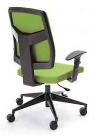 Промоция на Работен стол RAYA 23Е black P45PP