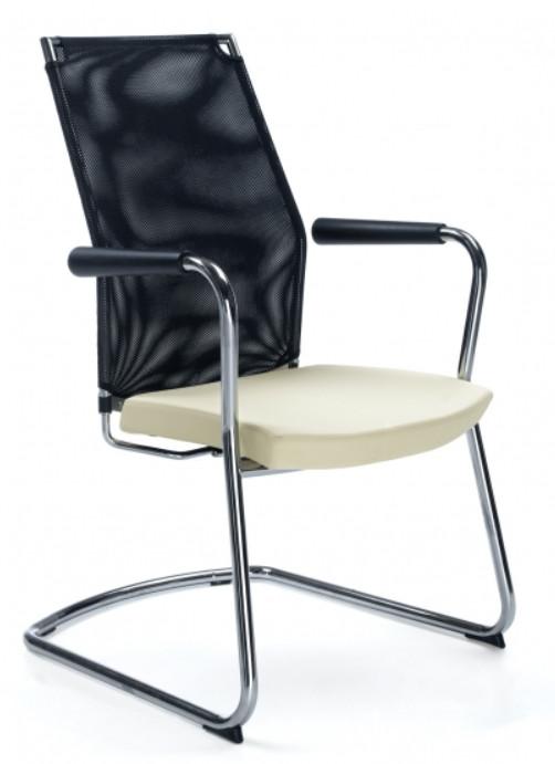 Промоция на Посетителски стол PERFO III 213VN chrome PU