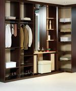 Промоция на функционални мебели за гардеробна