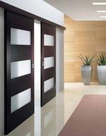 Промоция на първокласни интериорни плъзгащи врати