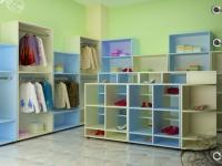 Промоция на Модерно обзавеждане за магазин за дрехи