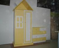 Промоция на Гардеробчета във формата на къщичка