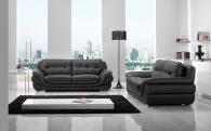Промоция на Черни кожени дивани по поръчка