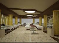 Промоция на Интериор дизайн на кафе