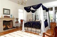 Промоция на Спалня с балдахин от ковано желязо