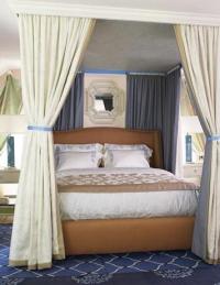 Промоция на Тапицирана спалня с балдахин
