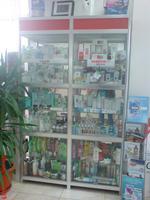 Промоция на търговско обзавеждане на аптеки