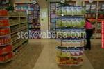 Промоция на стелаж за детски храни по поръчка