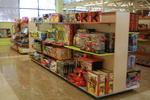 Промоция на стелаж за детски играчки