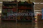 Промоция на обзавеждане със стелажи за детски магазин