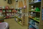 Промоция на изработка на стелажи по поръчка за детски магазин