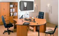 Промоция на Бюра с вграден сейф Сейф Office 250 P комплект