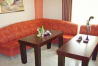Промоция на Стилна мека мебел за хотелско фоайе
