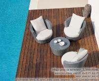 Промоция на Маса и столове от ратан