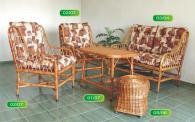 Промоция на Комплект мебели от ракита