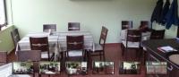Промоция на Маси и столове за заведение от масив