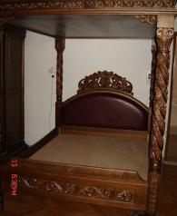 Промоция на Дизайнерска спалня от масив