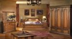 Промоция на спалня от масивна дървесина