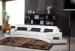Промоция на заоблени дивани луксозни