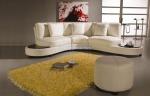 Промоция на диван заоблен лукс