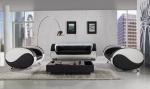 Промоция на луксозен дизайнерски заоблен диван