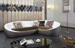 Промоция на диван заоблен дизайнерски по поръчка