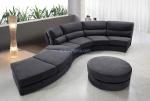 Промоция на диван заоблен луксозен