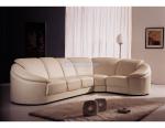 Промоция на луксозен заоблен диван