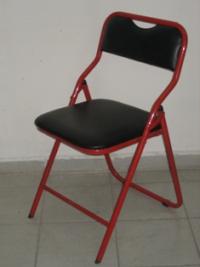 Промоция на Сгъваем тапициран тръбен стол