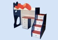 Промоция на Мебели за детска стая от МДФ