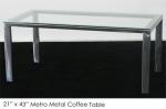 Промоция на холна маса от метал