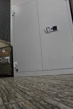 Промоция на Дизайнерски офис сейф за вграждане Бургас