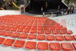 Промоция на Полипропиленови седалки за външни трибуни